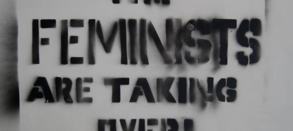 feminism: taking over (larger)